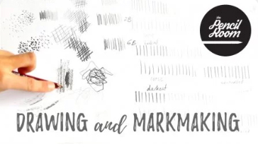 Enrol in Drawing and Markmaking class on Skillshare